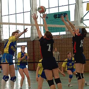 rencontre volley rennes